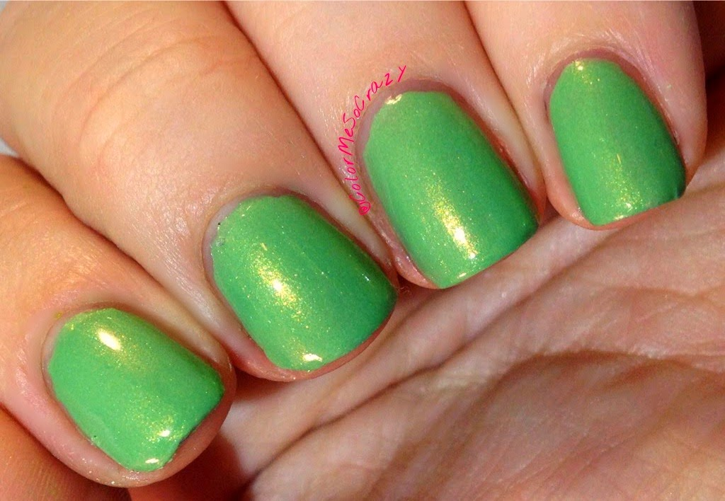 BEGL go Bragh by Blue Eyed Girl Lacquer