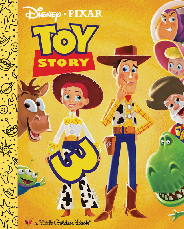 MIKE WALL: Toy Story test illustration