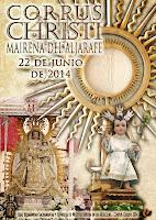 Mairena del Aljarafe - Fiesta del Corpus 2014