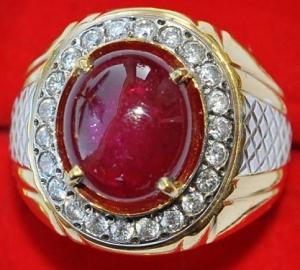 Batu Cincin Ruby