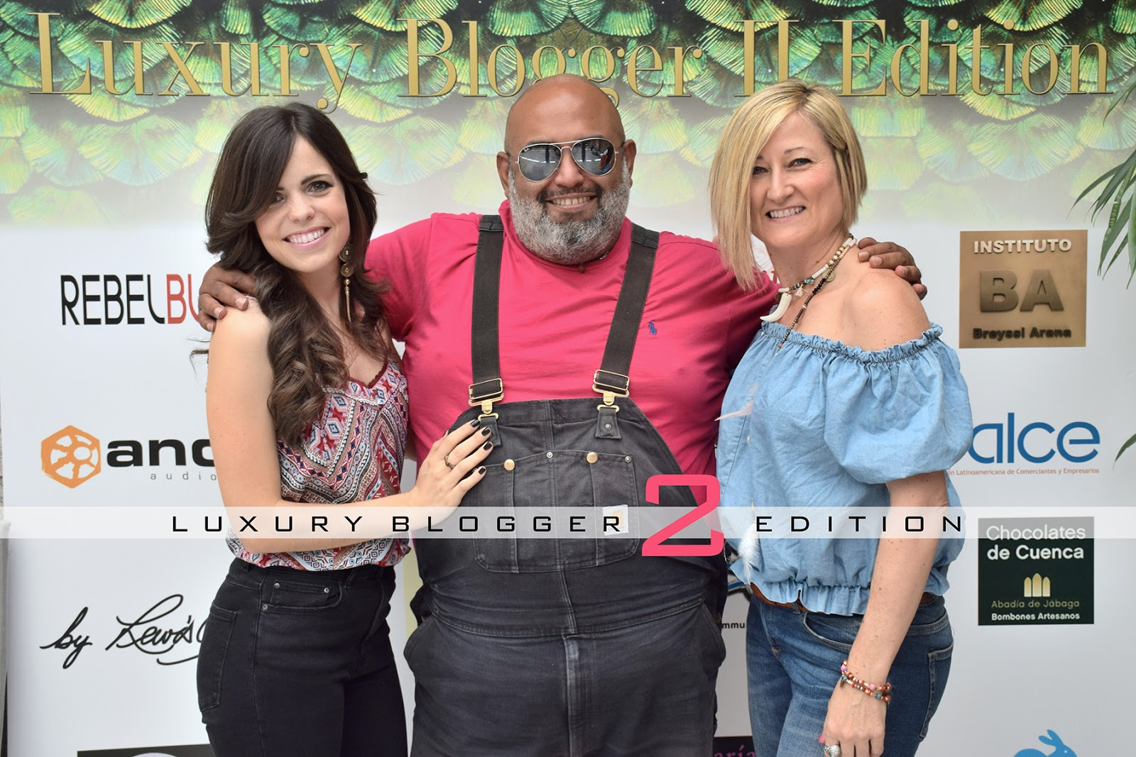 Evento Luxury Blogger II Edition con Lewis Amarante