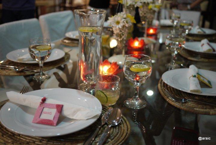 HL Designs: Table Settings