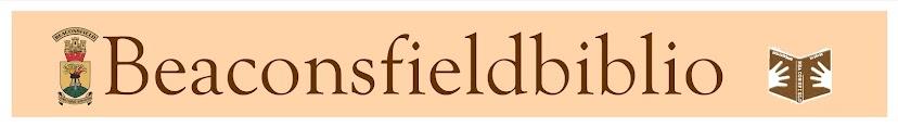 BeaconsfieldBiblioBlog
