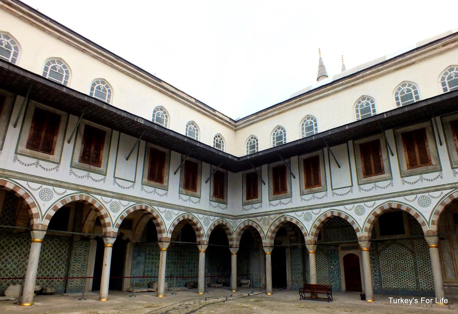 Valide Sultan Dairesi, Topkapı Palace, Istanbul