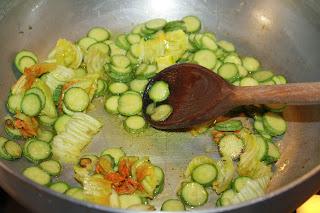 sugo triglie zucchine