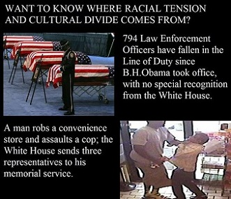 More Anti-Police Rhetoric & Worse Racial Tensions Under Obama