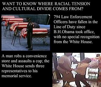 More Anti-Police Rhetoric & Worse Racial Tensions Under Obama
