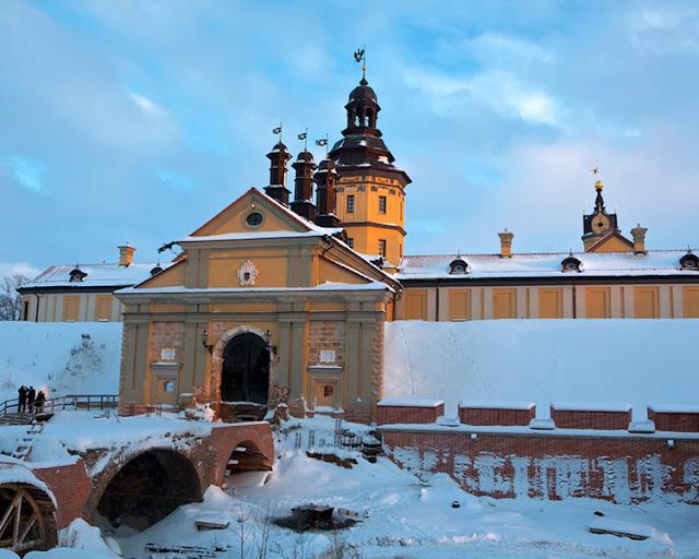 Minsk Nesvizh Castle - Belarus