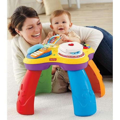 thuê đồ chơi baby, mướn đồ chơi, thuê đồ chơi trẻ em, đồ chơi trẻ em, bàn nhạc fisher price, bàn nhạc puppy