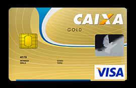 Cartão de crédito Caixa Gold