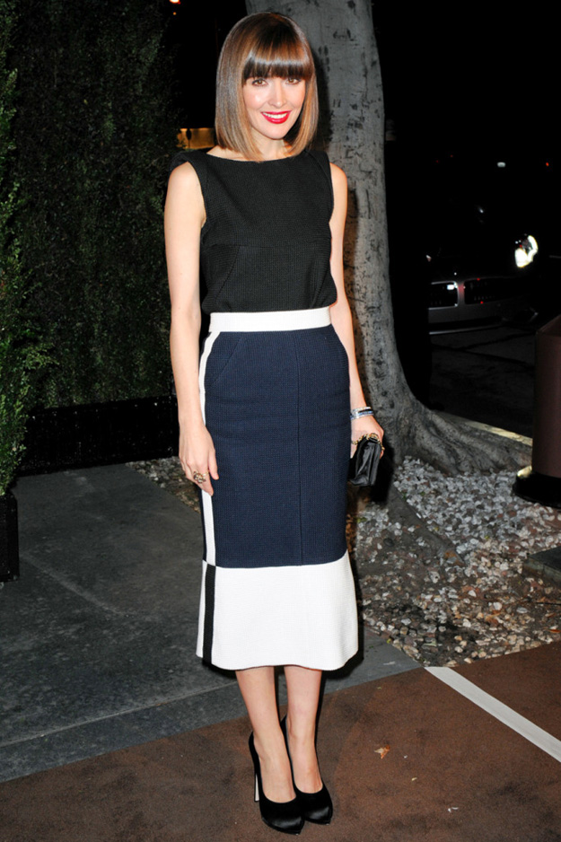 Love Her Style :: Rose Byrne