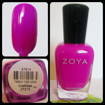 Zoya Nail Polish Charisma