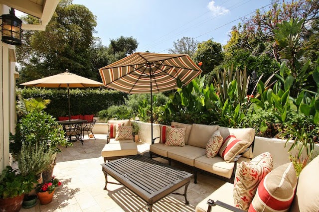 Diseño y Decoración de Áreas Externas para Relajarse by artesydisenos.blogspot.com