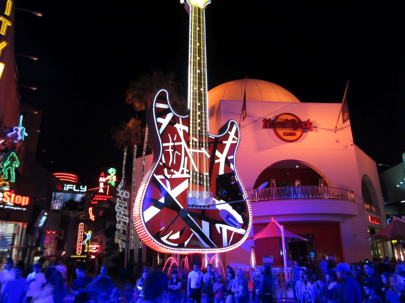Hard Rock Cafe Universal City