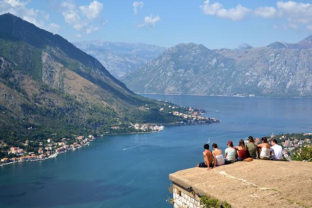 montenegro kotor voyage tourisme road trip