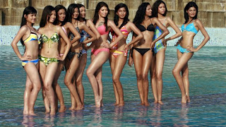 Kumpulan Foto Foto Cantik dan Sexy Kontestan Miss World 2013