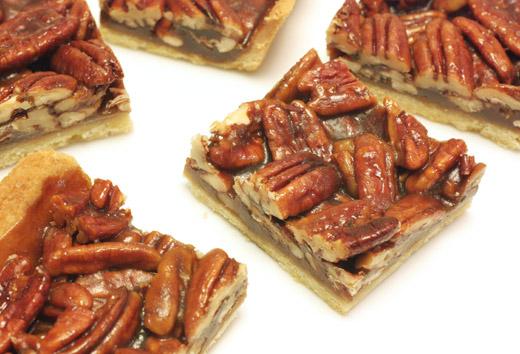 Pecan Bars Pecan squares americana