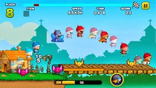 Turbo Kids v1.0.7 for BlackBerry 10