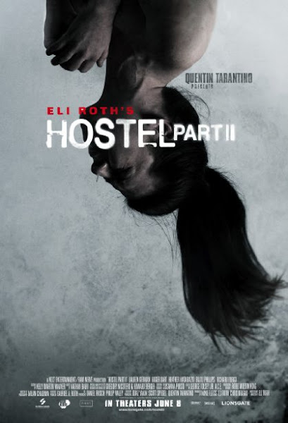 Poster of (18+) Hostel Part II (2007) UnRated 720p Hindi BRRip Dual Audio