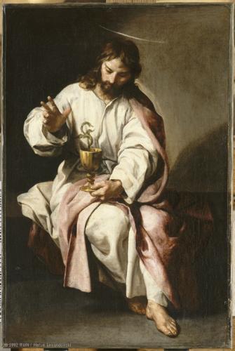 Saint -Jean L' Evangéliste