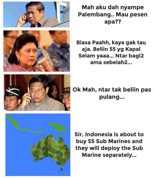 Transkrip Hasil Penyadapan Australia terhadap Indonesia