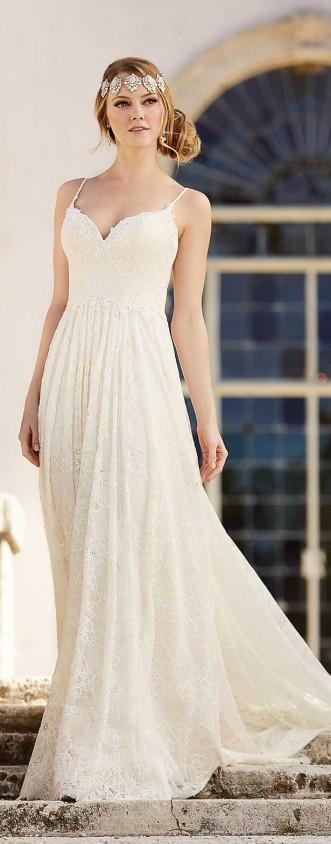 Divinos vestidos de novias | Colección Martina Liana Spring 2016