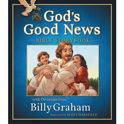 God's Good News Bible Storybook cover