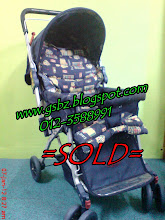 Baby Stroller Sold