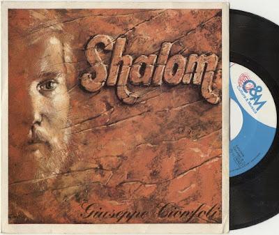 Sanremo 1983 - GIUSEPPE CIONFOLI - SHALOM
