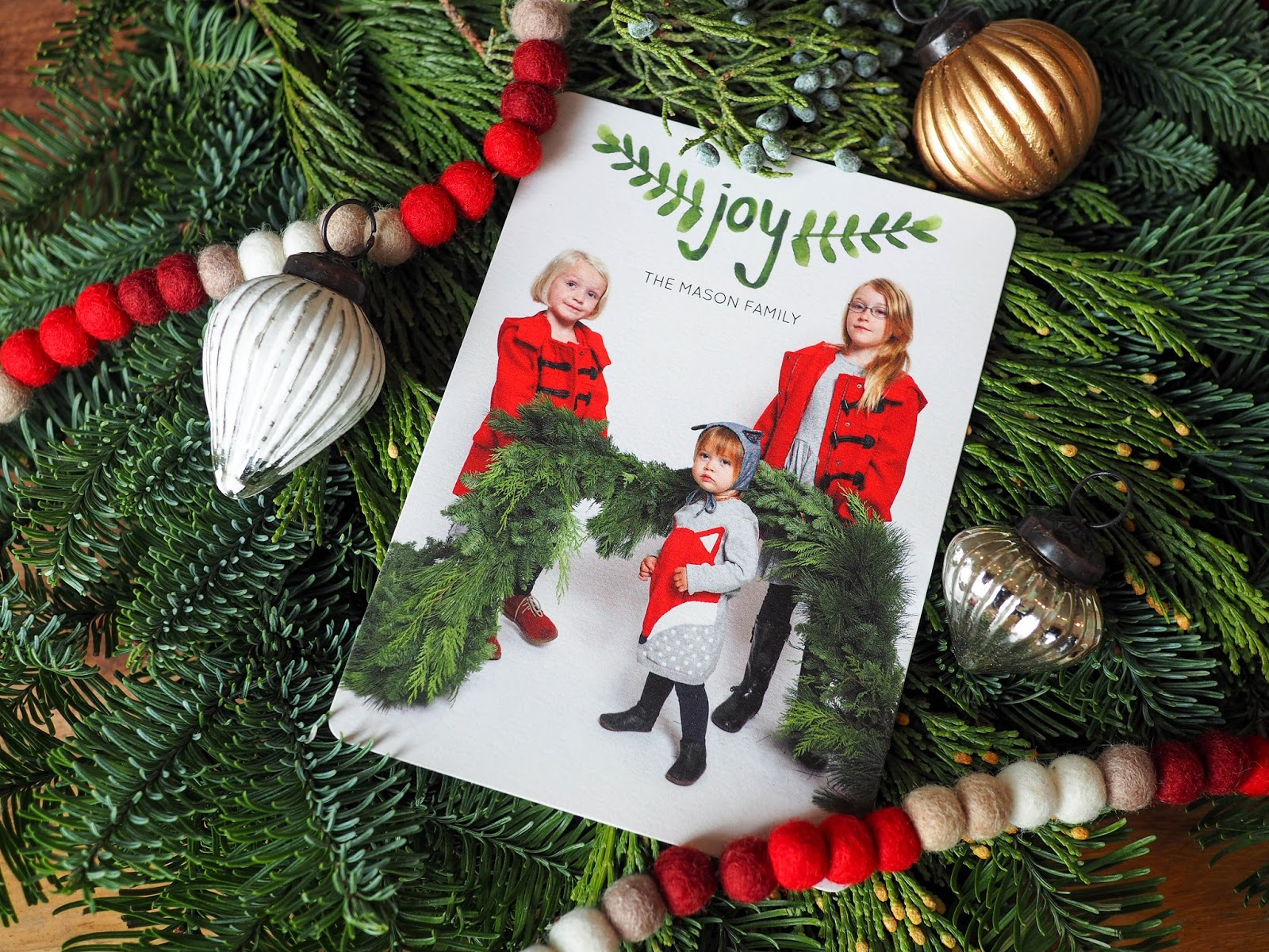 Little Hiccups: Our Christmas Cards 2015