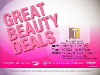 Loreal Great Beauty Deals 2013