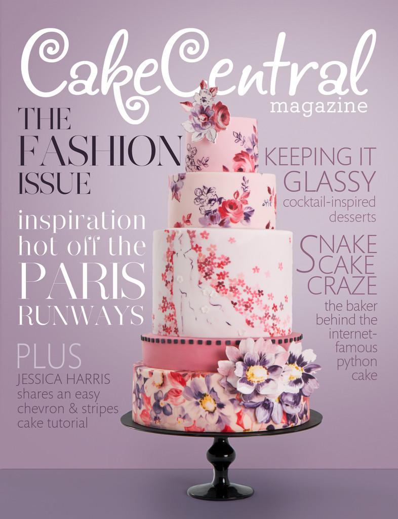 Wedding Cakes Magazine Spring 2017   Squires Kitchen Shop