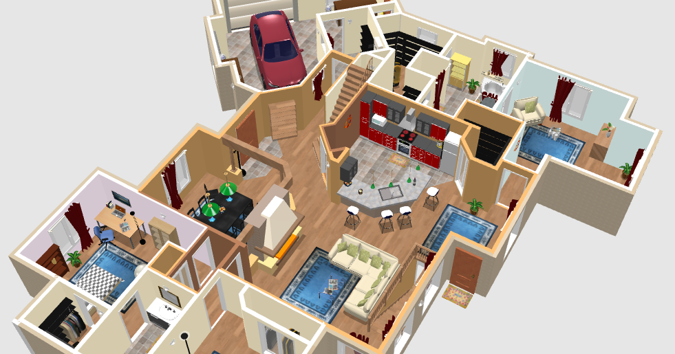 Free Software For You Free Download Sweet Home 3d: sweet home 3d download