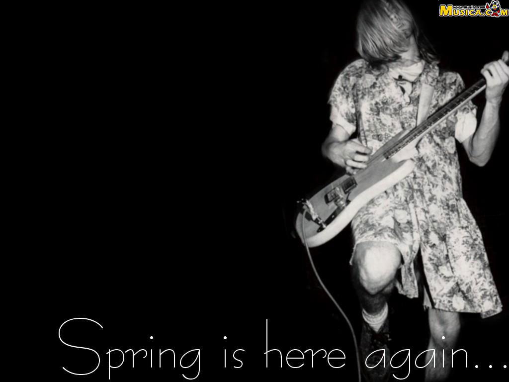 44 Wallpapers de Nirvana - HD Fondos de pantalla 1024x768 - Musica ...