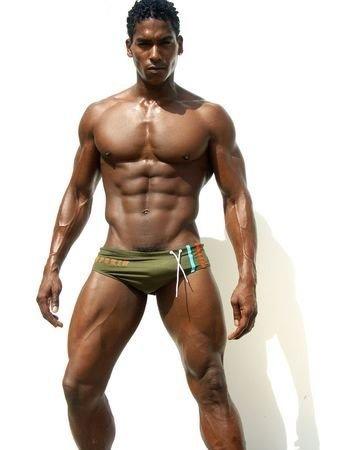 Gay Black Muscle Hunks 58