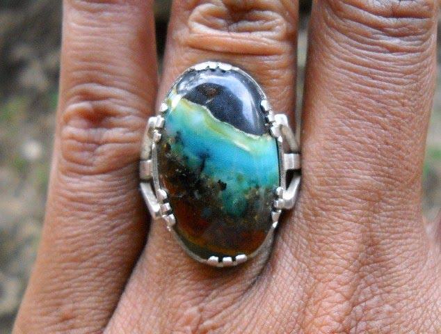 KOL01- Batu Pancawarna Garut Super ...Koleksi Pribadi