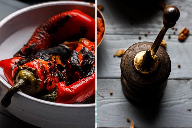 Pečene paprike i biber - Magična Oklagija food blog