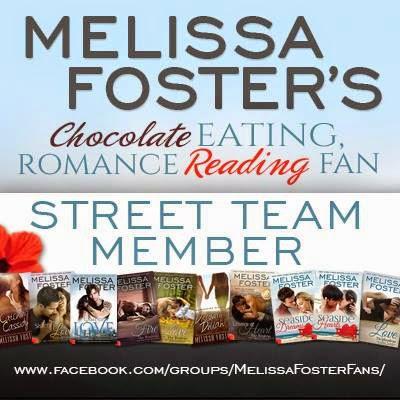 Melissa Foster's Street Team