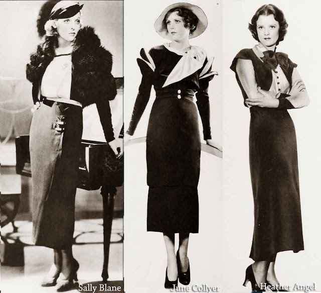 "Flashback Summer: ""Sew or Freeze"" - 1930s winter fashion"