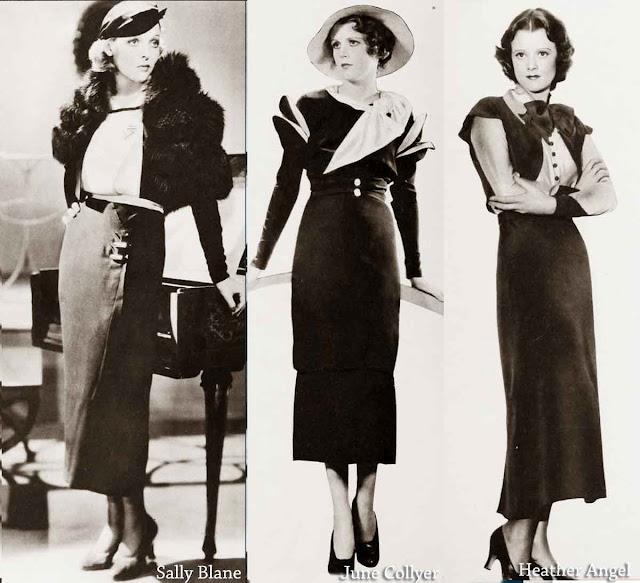 "Flashback Summer: ""Sew or Freeze"" - 1930s winter fashion"
