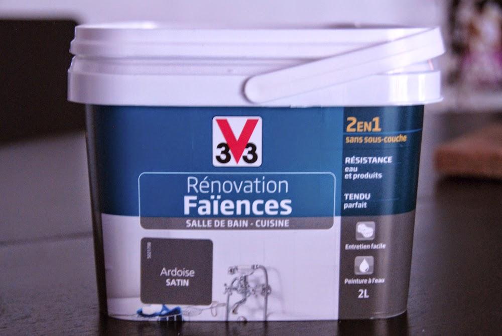 un pot de peinture pour transformer sa salle de bain. Black Bedroom Furniture Sets. Home Design Ideas