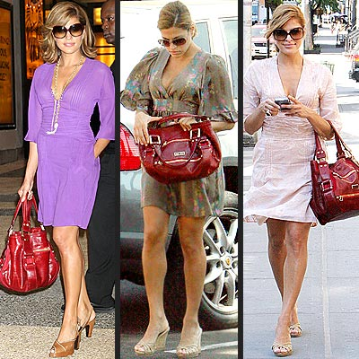 Eva Mendes Fashion Styles