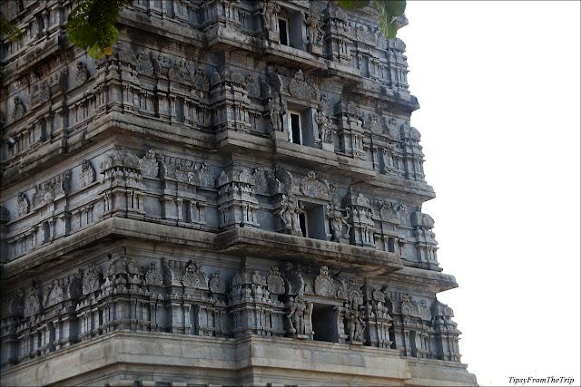 Murudeshwar, Karnataka, India.