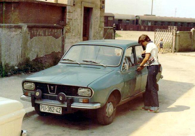 Automotive Database Automobile Dacia