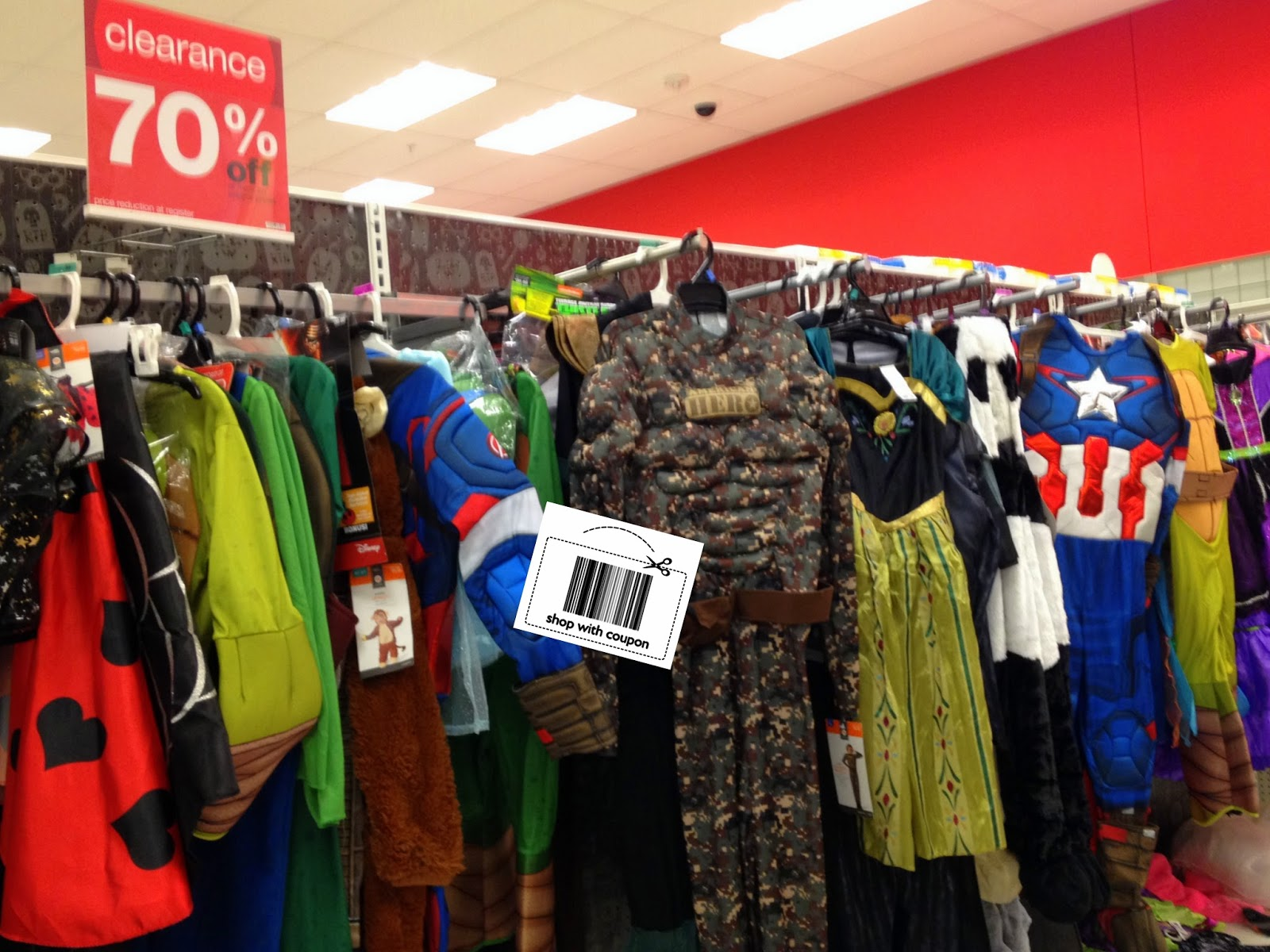 shop with coupon: target clearance :: halloween costumes and