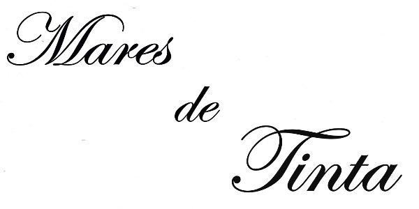 Mares de Tinta
