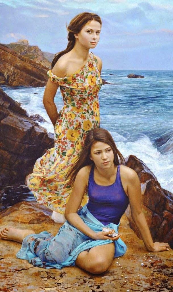 pintores-figurativos-rusos-cuadros-al-oleo