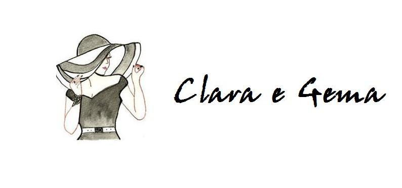 Clara e Gema