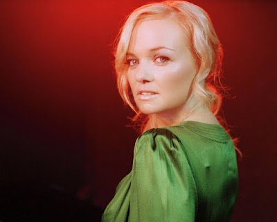 English Television Presenter Emma Bunton Young Images