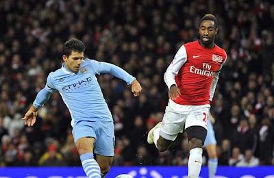 Arsenal 0 - 1 Manchester City (1)